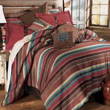 Western Bedding Set Western Espuelas Rustic Bed Set Southwestern Bedding