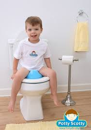 Potty Seat Or Potty Chair Potty Scotty Toilet Seat Ii Potty Training Concepts