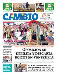 edicion impresa 30 07 17 by cambio periódico del estado