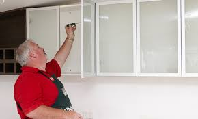 bunnings kitchen cabinets how to install frosted glass doors bunnings warehouse