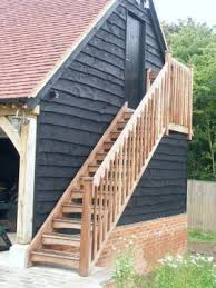 External Handrails Staircases And Balustrades Joinery Hampshire