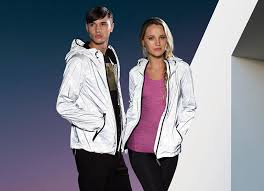 Bench Jackets For Women The Bench Reflective Jacket U2013 Bench Usa