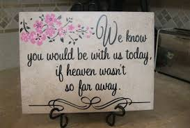 Sayings For Wedding Memorial Quotes To Use At Weddings O U0027reilly Tiles