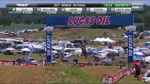 ama national motocross 450 class moto 1 ama pro motocross 2017 redbud national youtube