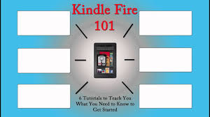 kindle fire 101 learning the basics h2techvideos youtube