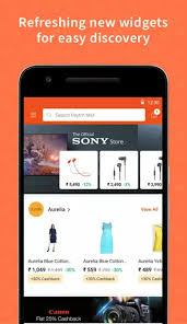 mall app get rs 25 cashback on recharge on the paytm mall app now