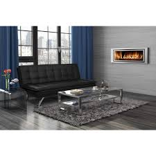 dhp metro red futon 2130519 the home depot