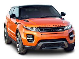 orange range rover orange land rover range rover car png image pngpix