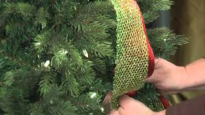 delightful how decorate tree ribbon use best