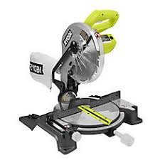 home depot black friday ryobi saw ryobi 10 in sliding miter with stand tss102l rms10g at the home
