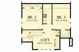 cape cod floor plans with loft bungalow with open floor plan loft 69541am simple cape cod floor