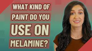 what of paint do you use on melamine cabinets what of paint do you use on melamine