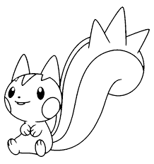 pokemon coloring pages emolga coloring pages coloring