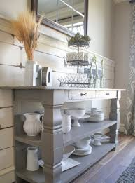 how to make a buffet table how to make turned leg buffet table my home decor guide
