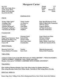 talent agent resume ramp magna general resume template sample