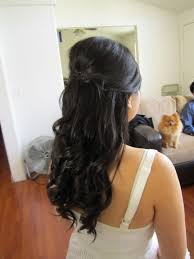 wedding hairstyles half up half down curly best wedding hairs