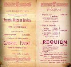file fauré requiem barcelona 1909 jpg wikimedia commons