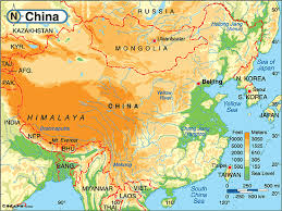 map of china physical map of china 2010 2011 printable relief maps