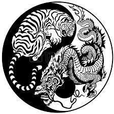 the symbolic dragon tattoos the fusion of a tiger and a dragon kempo karate martial arts
