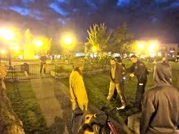 halloween city eureka ca halloween bacchanal spares mckinley disfigures policeman