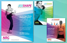 nrg fitness flyer magazine ad u2039 psdbucket com