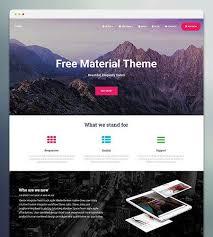 best free theme 30 best free themes 2018 themeisle