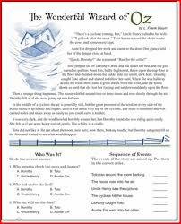 5th grade worksheets reading worksheets
