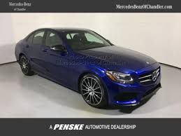 mercedes c class change used mercedes at mercedes of chandler serving az