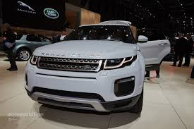 land rover sport price 2016 range rover evoque prices start from 30 200 in the uk