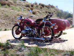 bmw motorcycle vintage three wheelers are popular but vintage motorcycles with sidecars