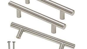 4 Inch Kitchen Cabinet Pulls Probrico Boss Bar Hollow Stainless Steel Kitchen Door Cabinet T
