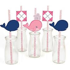 girl themed baby shower tale of a girl whale baby shower theme bigdotofhappiness
