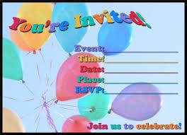 make your own birthday invitations free iidaemilia