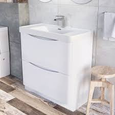 bathroom cabinets zenit wall hung gloss white bathroom cabinet