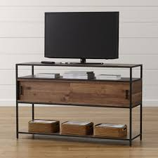 30 Inch Media Cabinet Knox Media Console Crate And Barrel