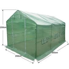 Backyard Green House by Greenhouse Plans U2022 Nifty Homestead
