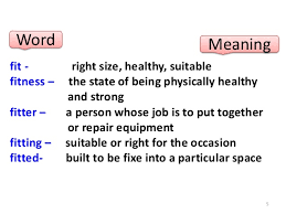 class 8 lesson 6 meaning of words