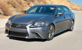 lexus sedan gs 2013 lexus gs350 awd gs350 f sport test u2013 review u2013 car and driver