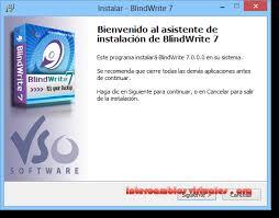 Blind Write Vso Blindwrite V7 0 0 0 Multilenguaje Español Copia De