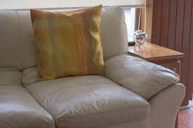 Leather Cushions For Sofas How To Keep My Pillows From Slipping My Leather Sofa Hunker