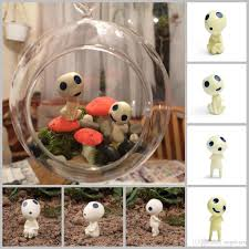 2018 princess mononoke kodama tree spirit action figure toy