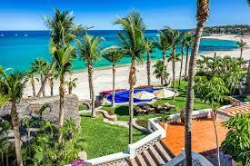 Los Cabos Mexico Map by Villa Pacifica Palmilla Luxury Retreats
