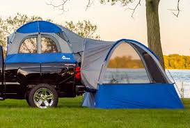 Ford F350 Truck Bed Tent - sportz link ground tent free shipping