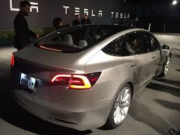 the post model 3 reveal reveals what we know about the new tesla