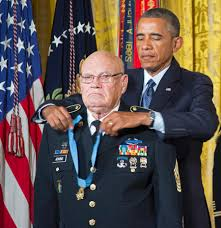 medal of honor stripes