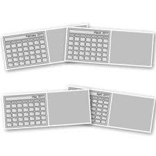 2017 desktop calendar template 4x10 free digital art