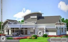 One Level Luxury House Plans Contemporary Home Elevations Latest Styles Of Best Low Cost Floor