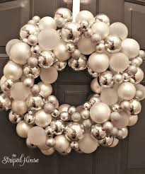 ornament wreath tutorial wreaths ornament and tutorials