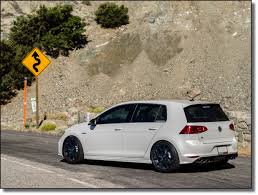 white volkswagen gti 2016 vwvortex com post pics of new wheels on your mk7 r