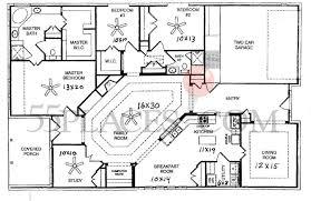 bogart floorplan 2391 sq ft heritage grand at cinco ranch